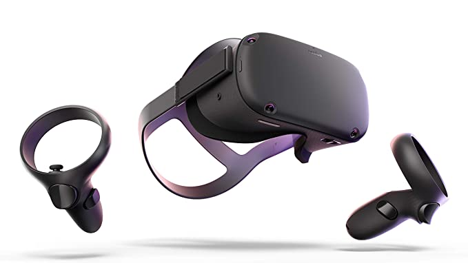Oculus Quest All-in-one VR Gaming Headset - 128GB - Windows - Oculus Quest - 128GB Edition