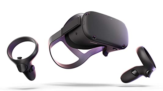 Oculus Quest All-in-one VR Gaming Headset – 128GB