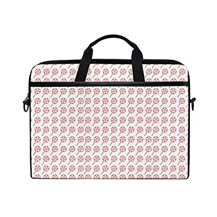 64a47216971c Amazon.com: Christmas Cute Sugar Red Laptop Bag 15-15.4 Inch Laptop ...