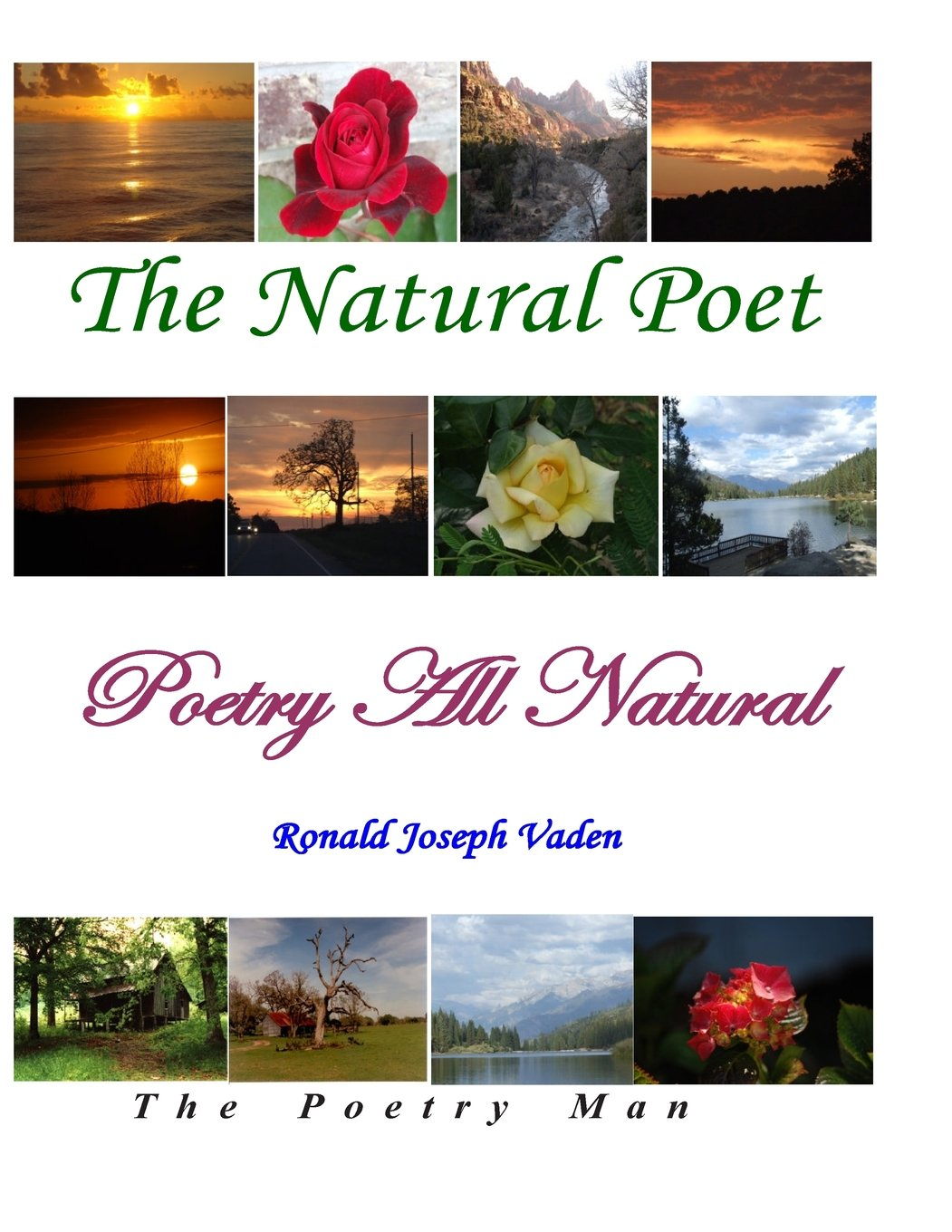 Download Poetry All Natural: The Natural Poet pdf epub