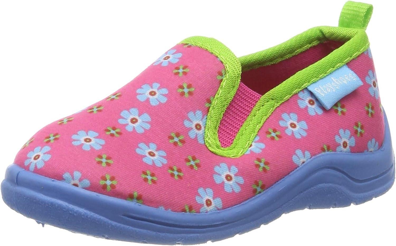 Pantofole Bambina Playshoes Ciabatte/-Floreale