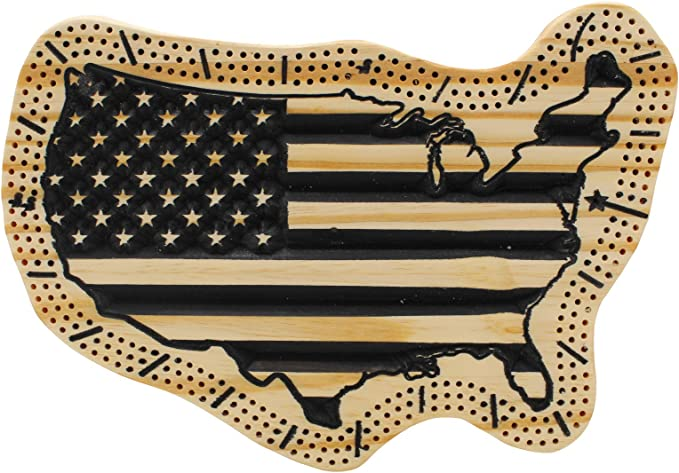 USA Traditional Wooden Board