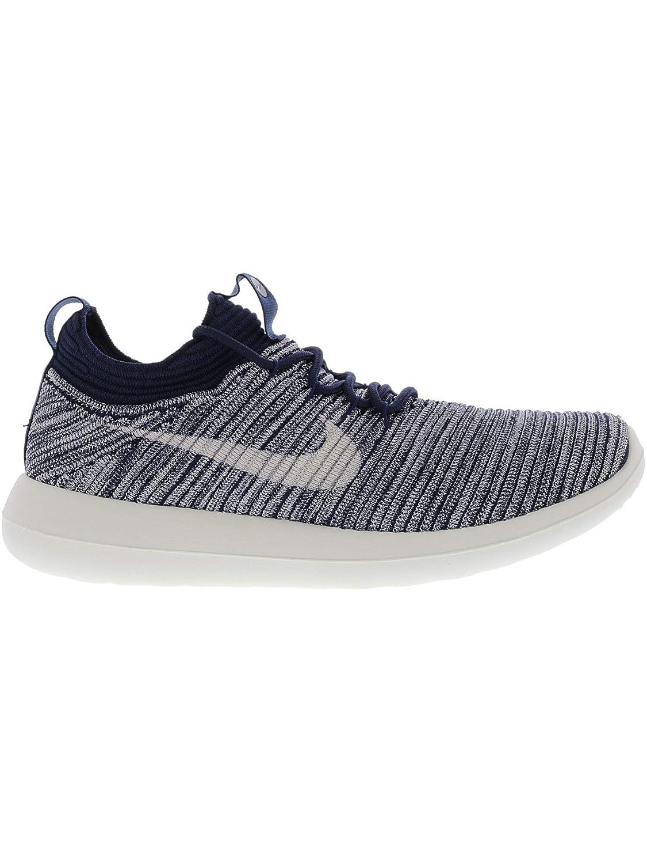 6db8917cf178 Nike Women s Roshe Two Flyknit V2 Ankle-High Running Shoe  Nike  Amazon.in   Shoes   Handbags