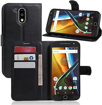 IVSO Motorola Moto G4 Plus Funda Case: Amazon.es: Electrónica
