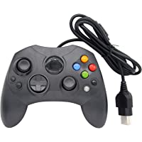 OSTENT Wired Controller S Type 2 A Compatible for Microsoft Old Generation Xbox Console Video Game