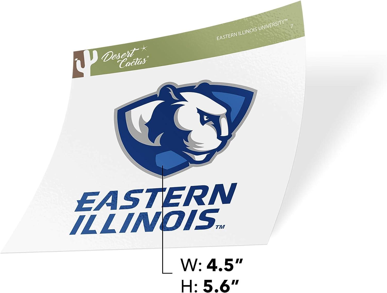 Sticker - 55 Eastern Illinois University EIU Panthers NCAA Vinyl Decal Laptop Water Bottle Car Scrapbook