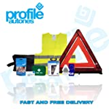 Travel Drive Abroad kit Euro Travel Kit Breath Test TWIN NF APPROVED Breathalysers France - Silver Euro