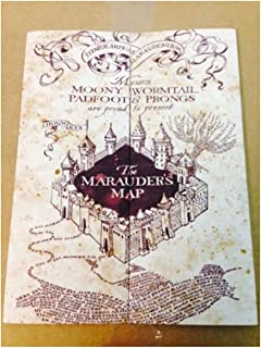 Amazon.com : Harry Potter - Marauder\'s Map Poster Print (22 x 34 ...