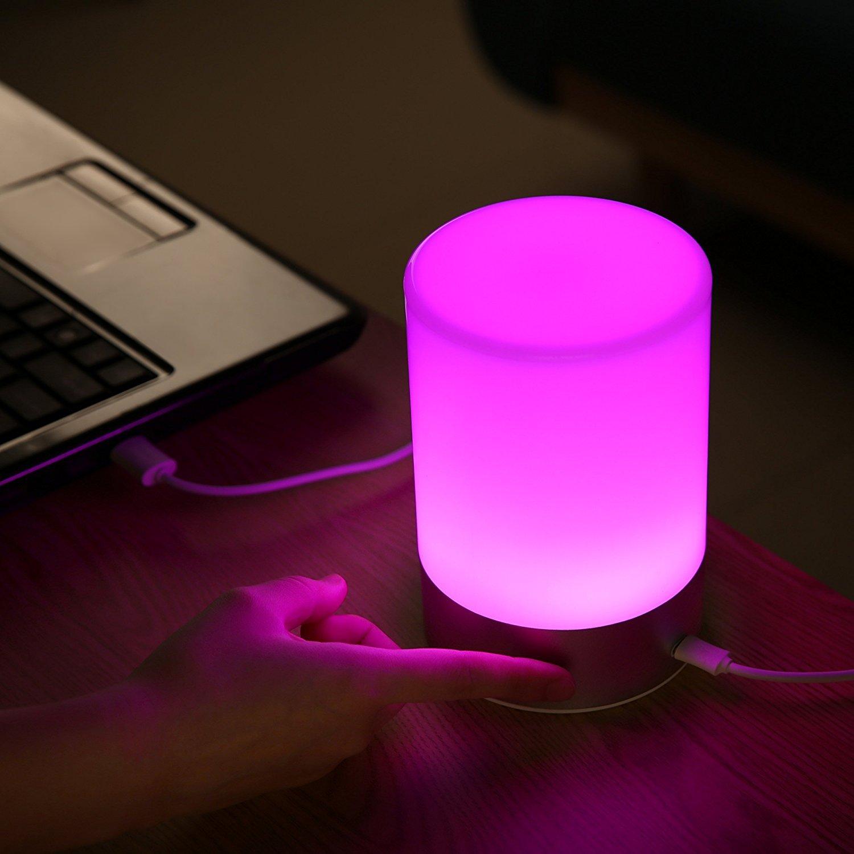 Lámpara de mesa Aukey
