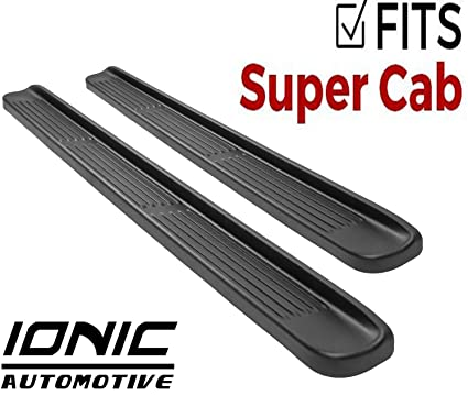 Amazon.com: Ionic Factory Style (fits) 2004-2014 Ford F150 SuperCab ...