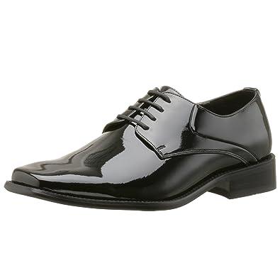 def2c774f Amazon.com | Zengara Men's Z30028 Oxford Tuxedo Shoes | Oxfords