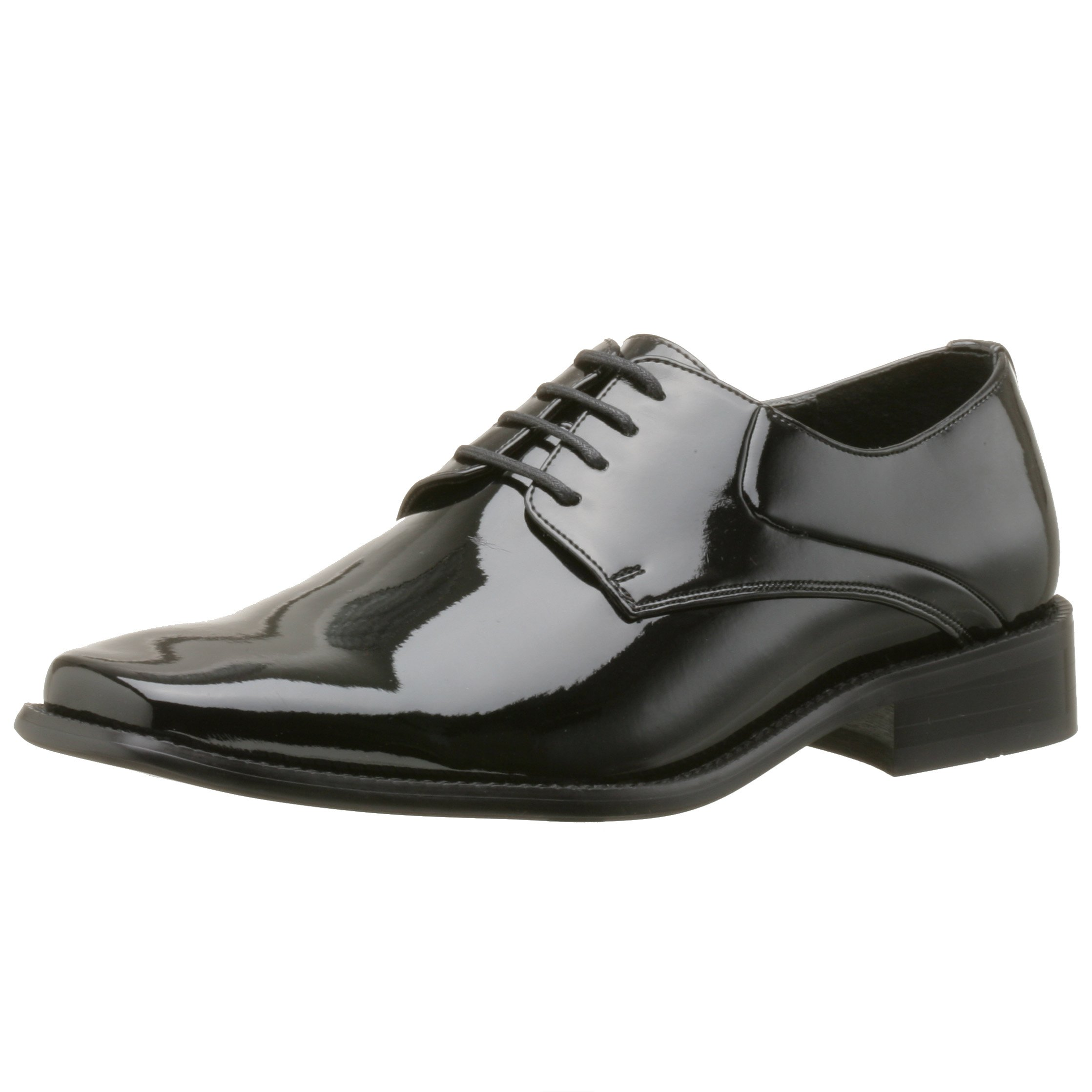 Zengara Mens Z30028 Oxford Tuxedo Shoes