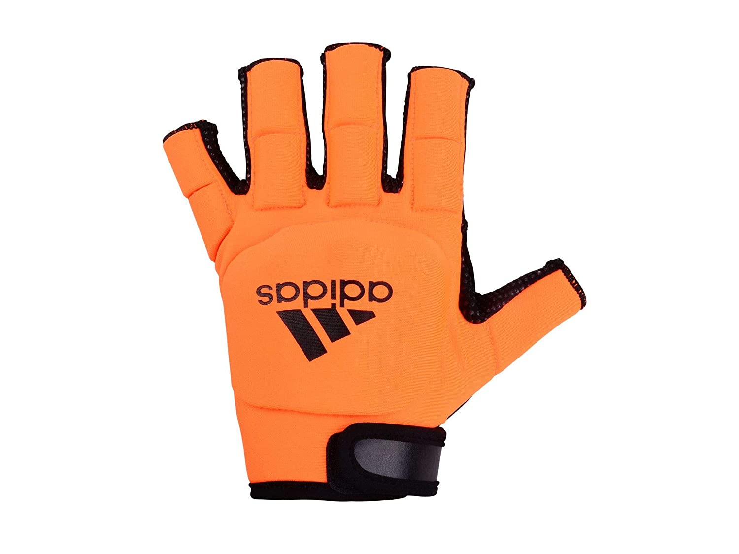hierba Plasticidad Inicialmente  adidas OD Hockey Glove - Orange/Black (2019/20): Amazon.co.uk ...