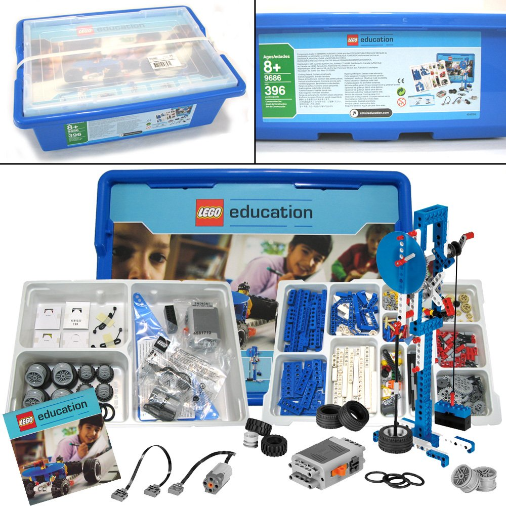 LEGO Education Mecanismos simples y motorizados