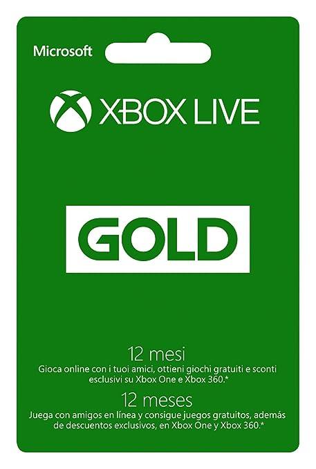 3 opinioni per Xbox Live 12 mesi- Xbox One