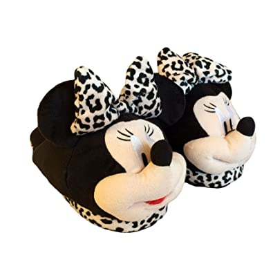 shopping best deals on best choice Disney Pantoufles pour Femme Minnie Mouse - 7-8 UK / 40-42 ...