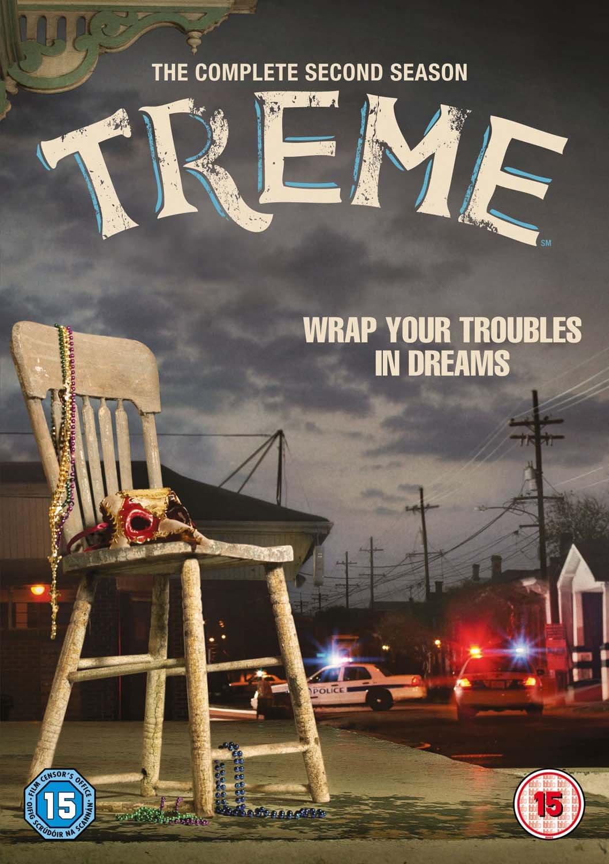 Treme - Season 2 [DVD] [2011] [2012]: Amazon.co.uk: Steve Zahn ...