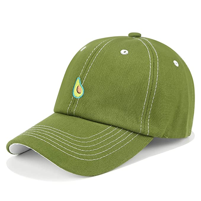 e26c8d150f1e4 hot Dales Cotton Avocado Banana Green Fruit Snapback Cap for Men Women Hip  Hop Dad Hat Baseball Cap at Amazon Men s Clothing store
