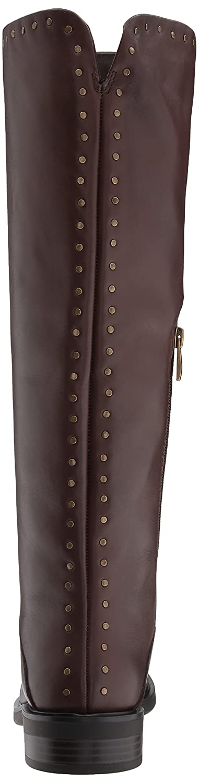 STEVEN by Steve Madden Women's Zeeland Fashion Boot B071VWTL6R 8.5 B(M) US Brown Leather