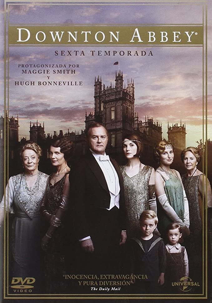 Downton Abbey - Temporada 6