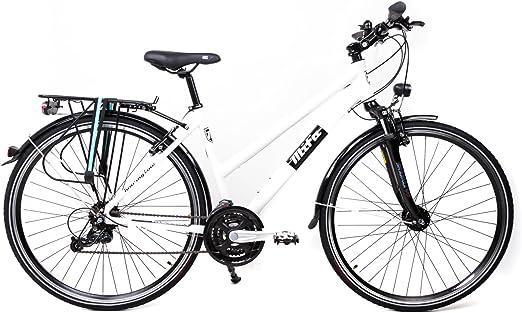 28 pulgadas Aluminio Bicicleta eléctrica Bicicleta Trekking, Deore ...