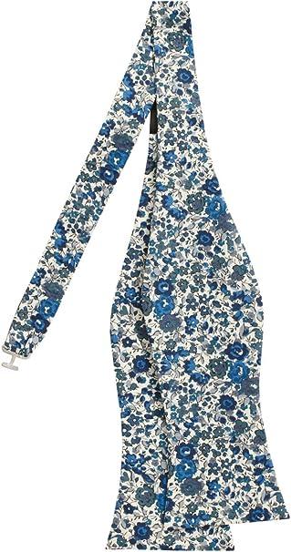 Liberty by Dobell Hombre Emma & Georgina Azul Floral Boda ...