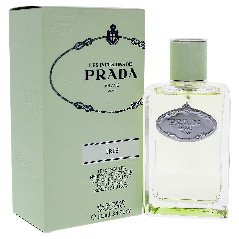 Prada Infusion Diris Eau de Parfum Spray, 3.4 Ounce
