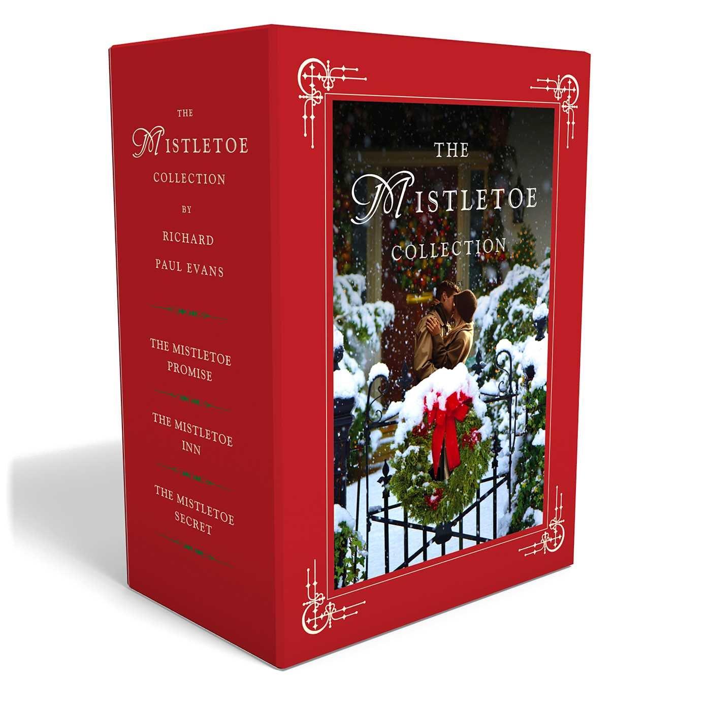 The Mistletoe Christmas Novel Box Set: The Mistletoe Promise, The Mistletoe Inn, and The Mistletoe Secret (The Mistletoe Collection) by Simon & Schuster