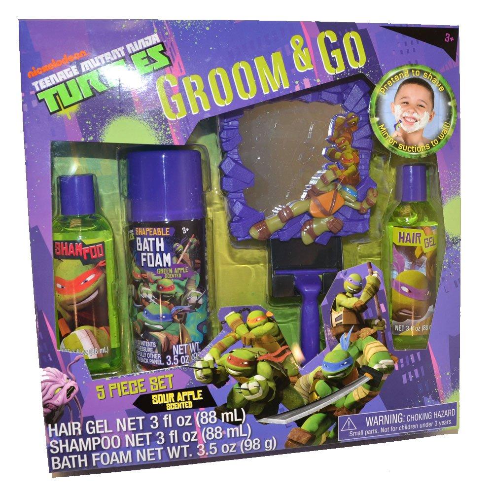 Amazon Com Teenage Mutant Ninja Turtles Tmnt Boys 5pc Bath Groom