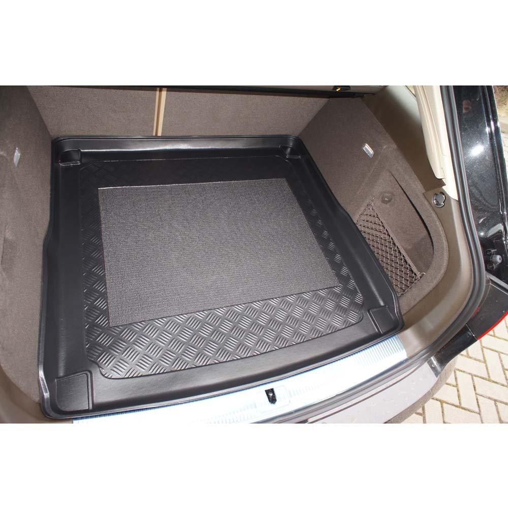 ZentimeX 4050319023487 Kofferraumwanne mit Antirutschmatte
