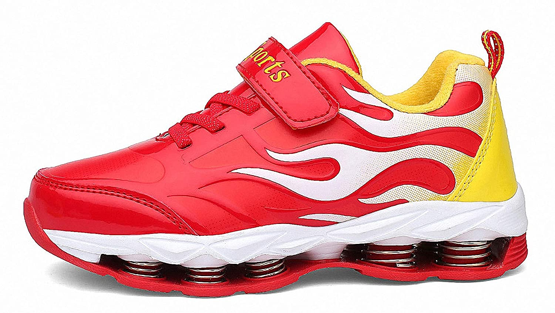 ZHENZHONG Kids Fashion Sneakers Cool Sport Walking Running Shoes for Boys Girls