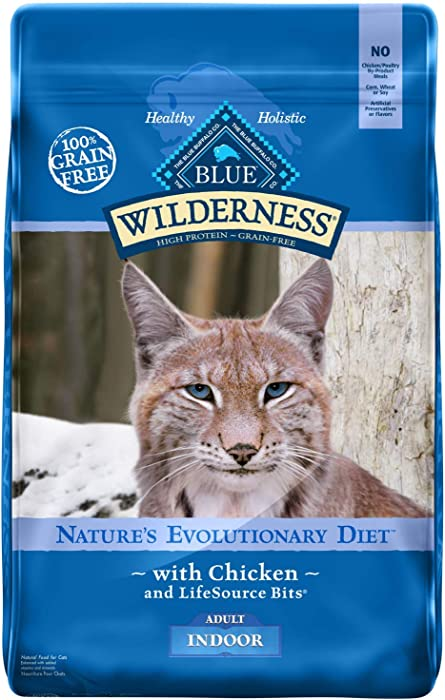 The Best Blue Buffalo Cat Food Dry Wilderness