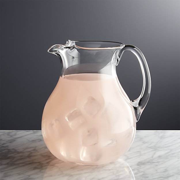Cha Cha Pitcher | Crate and Barrel