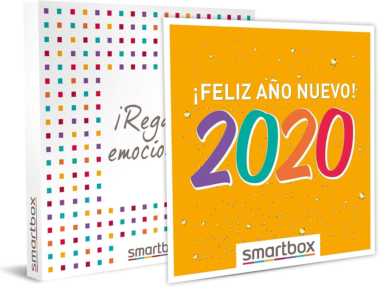 SMARTBOX - Caja Regalo - ¡Feliz año Nuevo! - Idea de Regalo - 1 Experiencia de Bienestar, gastronomía o Aventura para 2 Personas: Amazon.es: Deportes y aire libre