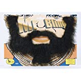 Mr T Beard A Team Fancy Dress (accesorio de disfraz)