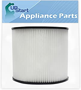 Replacement 90304 Filter for Shop-Vac - Compatible with Shop-Vac 90304, Shop-Vac LB650C, Shop-Vac QPL650, Shop-Vac 965-06-00, Shop-Vac CH87-650C, Shop-Vac SL14-300A