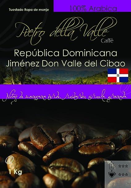 Pietro Delle Valle - República Dominicana Don Jimenez Callée Cibao TRM - 1 Kg