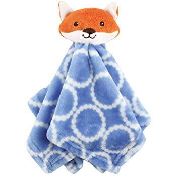 Mini Quilt Baby Blanket Stroller Security Blanket Lovey Unisex Boy Girl OOAK Handmade Dog Bird