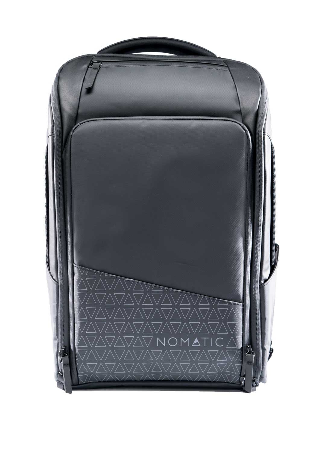NOMATIC Backpack- Slim Black Water Resistant Anti-Theft 20L Laptop Bag RFID Protected by Nomatic
