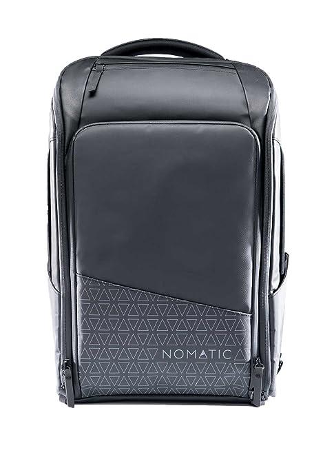 bac0b521171 NOMATIC Backpack- Slim Black Water Resistant Anti-Theft 20L Laptop Bag RFID  Protected