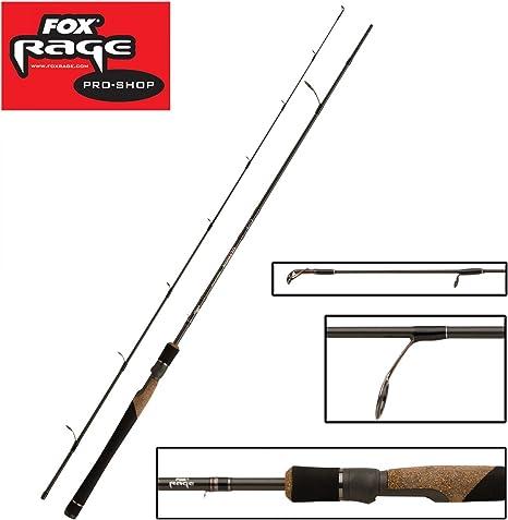 Fox Rage Ultron 2 Wobbler Spin 270 cm 10-45g, caña, caña de pescar ...