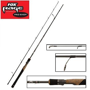 Fox Rage Ultron 2 Wobbler Spin Rod 210cm and 240cm (210cm (6' 10