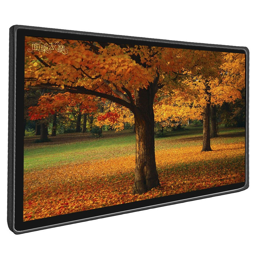 23.8'' HD LCD Screen Advertising Media Video Player - [Strong Metal Frame] - Compatible with SD card or USB 2.0 - Remote control Included by Playerman