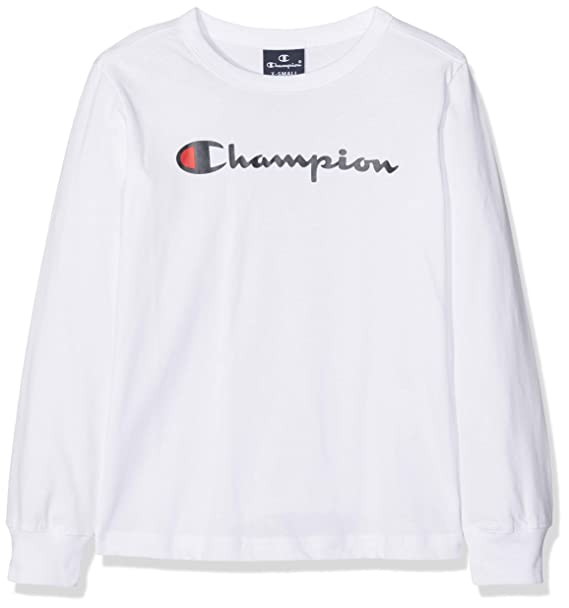 Champion Long Sleeve T-Shirt 0300577bcb3c2