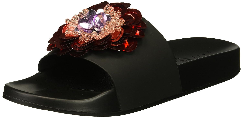 Katy Perry Women's The Darce Slide Sandal B073WNR38W 5.5 B(M) US|Black