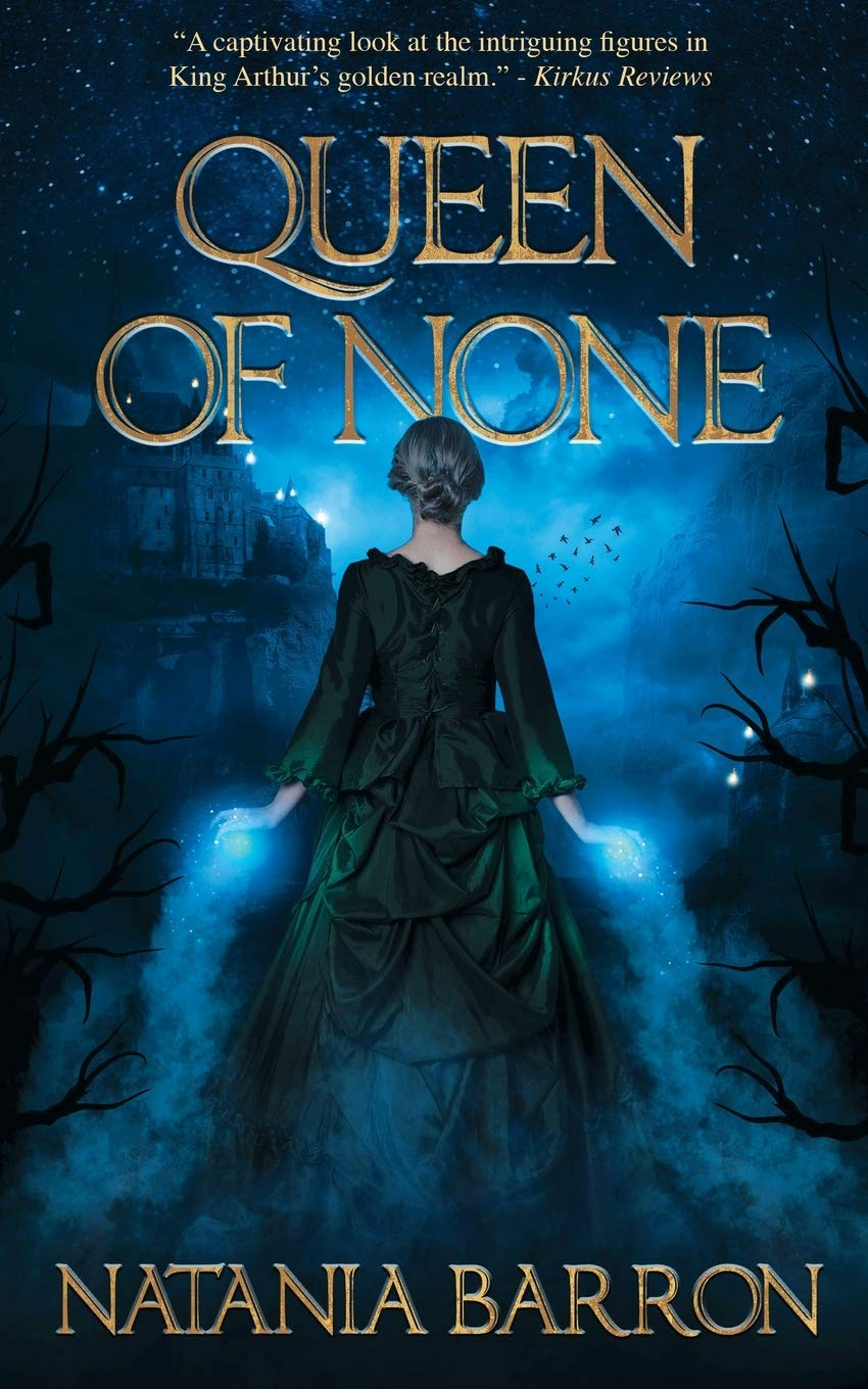 Natania Barron: Five Things I Learned Writing Queen of None