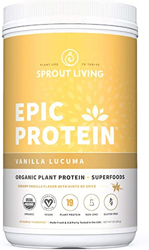 Epic Protein Protein Powder