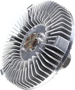 Cooling Fan Clutch for Chevrolet Tahoe 2000-2013 Silverado 1500 2500 3500 Suburban GMC Sierra Yukon Cadillac Escalade