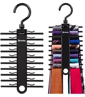 Amazoncom TIE RACK HANGER the Original Necktie Cross Hanger