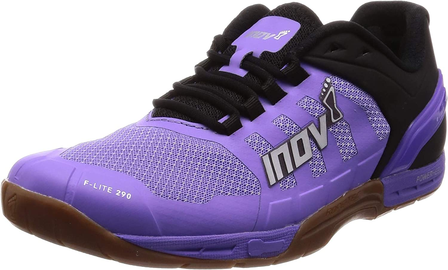 Inov-8 Womens F-Lite 290 - Ultimate Cross Training Shoes - Power Heel - Performance Trainer for Gym and Weight Lifting
